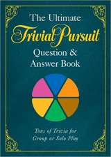 The Ultimate Trivial Pursuit Question & Answer Book:  Denver & Philadelphia Mints