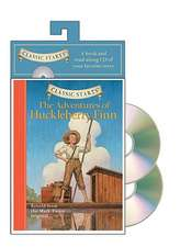 The Adventures of Huckleberry Finn [With 2 CDs]