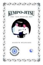 Kempo-Jitsu Pre 1900 Martial Art