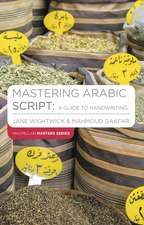 Mastering Arabic Script: A Guide to Handwriting