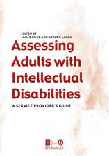 Assessing Adults with Intellectual Disabilities: A Service Provider′s Guide
