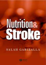 Nutrition and Stroke: Prevention and Treatment