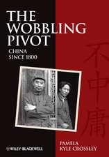 The Wobbling Pivot, China since 1800: An Interpretive History