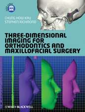 Three–Dimensional Imaging for Orthodontics and Maxillofacial Surgery