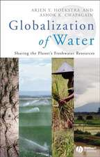 Globalization of Water: Sharing the Planet′s Freshwater Resources