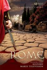 Rome, Season One: History Makes Television