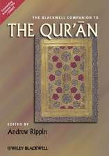 The Blackwell Companion to the Qur′an