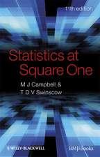 Statistics at Square One