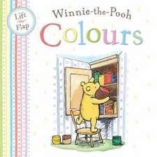 Egmont Publishing UK: Winnie the Pooh Colours