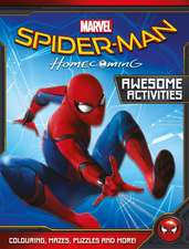 Spider-Man: Homecoming Colouring and Activity Book