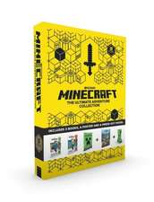 Minecraft The Ultimate Adventure Collection