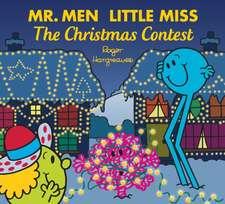 Mr. Men Little Miss The Christmas Contest