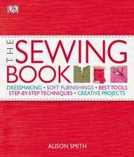 DK Sewing Book