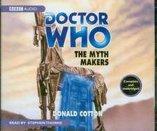 """""""Doctor Who"""" - The Myth Makers"""