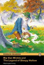 Rip Van Winkle and the Legend of Sleepy Hollow, Level 1, Penguin Readers:  Selected Poems