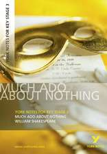 York Notes for KS3 Shakespeare: Much Ado About Nothing