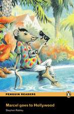 Marcel Goes to Hollywood Book/CD Pack