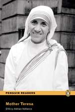 Adrian-Vallance, D: Level 1: Mother Teresa Book and CD Pack