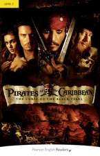 Pirates of the Caribbean:  Curse of the Black Pearl, Level 2, Penguin Readers