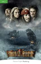 Pirates of the Caribbean:  At World's End, Level 3, Penguin Readers