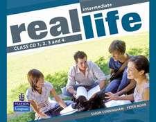 Real Life Global Intermediate Class CD 1-3