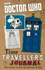 Doctor Who: Time Traveller's Journal
