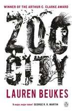 Zoo City: The gripping and original WINNER of the 2011 Arthur C Clarke award