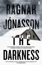 The Darkness: If you like Saga Noren from The Bridge, then you'll love Hulda Hermannsdottir