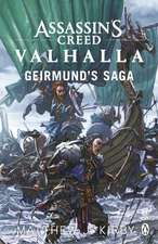 Assassin's Creed Valhalla Official Novel