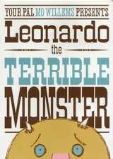 Willems, M: Leonardo the Terrible Monster