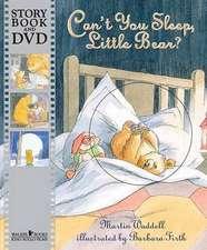 Can't You Sleep, Little Bear? Book + DVD