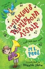 Peel, M: The Fabulous Phartlehorn Affair