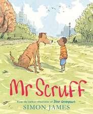 James, S: Mr Scruff