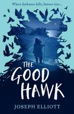 Good Hawk (Shadow Skye, Book One)