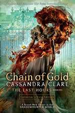 The Last Hours 1: Chain of Gold