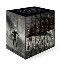 Clare, C: The Mortal Instruments Boxed Set