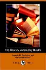 The Century Vocabulary Builder