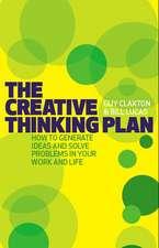 The Creative Thinking Plan