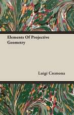 Elements of Projective Geometry:  Instruction - Course of Study - Supervision