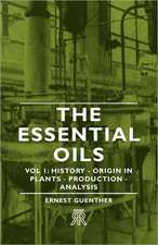 The Essential Oils - Vol 1