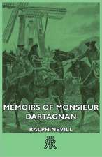 Memoirs of Monsieur Dartagnan