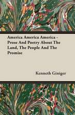 America America America - Prose and Poetry about the Land, the People and the Promise:  Being the Evolution of Curriculum in the Muslim Educational Institutions of India