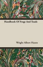 Handbook of Frogs and Toads:  Part I (1923)