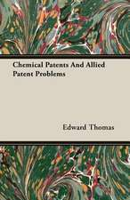 Chemical Patents and Allied Patent Problems:  The Cause of Growth, Heredity, and Instinctive Actions