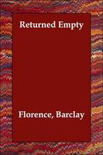 Returned Empty