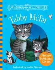 Tabby McTat.  Book & CD