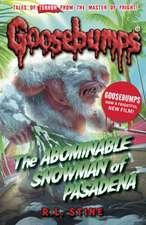 The Abominable Snowman of Pasadena