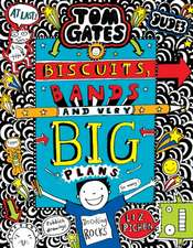 TOM GATES BRILLIANT BANDS & DOODLE BOOK