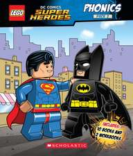 LEGO DC Superheroes: Phonics Box Set 2