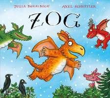 Donaldson, J: Zog Christmas